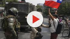 Cile: i manifestanti in piazza contro il governo, 'Siamo stanchi e spaventati'