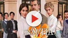Una Vita, anticipazioni del 22 ottobre: Leonor emozionata per Casilda