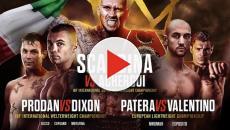Boxe: Scardina vs Achergui in streaming su DAZN, da Milano, venerdì 25 ottobre