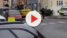 Norvegia, rubano ambulanza e si lanciano sulla folla: la polizia riesce a fermarli