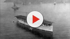 RV Petrel discovers wreckage of Japanese aircraft carrier 'Akagi' from WWII