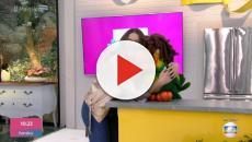 Ana Maria Braga recebe Maísa em seu programa e chacoalha a web