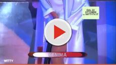 Uomini e Donne trono over anticipazioni 23 ottobre: Gemma sfila in pigiama