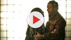 'A Dona do Pedaço': Vivi recebe uma prova de amor de Chiclete