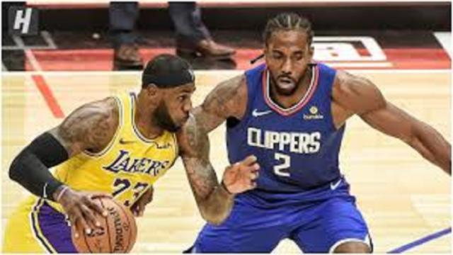 NBA : Les Clippers dominent les Lakers dans le premier choc de LA