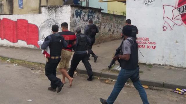 Polícia prende grupo suspeito de planejar invasão do Maracanã