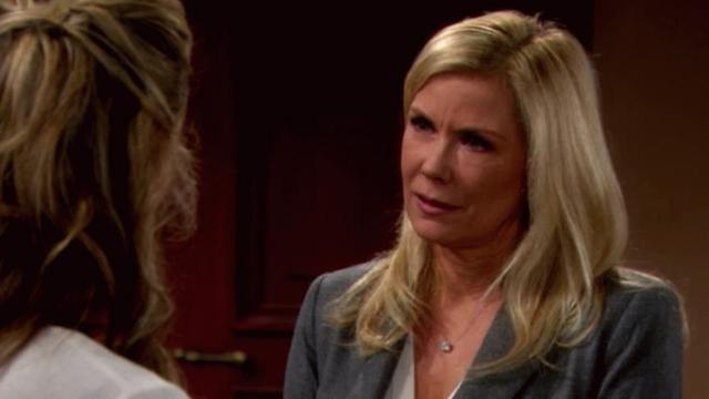 Anticipazioni Beautiful al 2 novembre: Brooke scopre che Taylor ha sparato a Bill