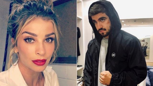 Caio Castro dá recado para Grazi Massafera e aumenta rumor de namoro