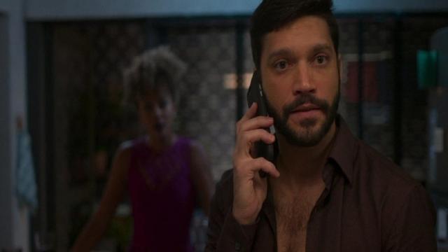 'Bom Sucesso': Diogo tem as suas traições reveladas e expõe infidelidade para Nana