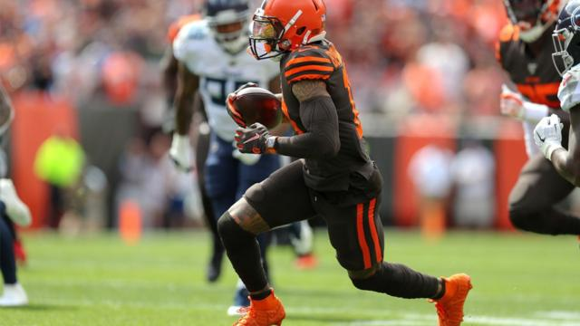 Browns' Odell Beckham Jr. wants to play for Patriots