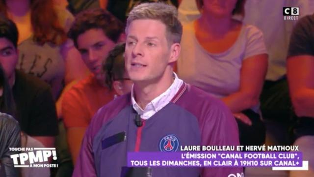 TPMP : Matthieu Delormeau pousse un coup de gueule contre les chants homophobes