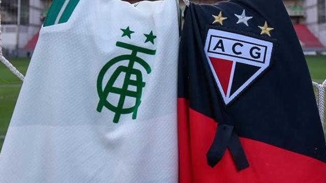 Atlético GO x América MG: onde assistir ao vivo, possíveis escalações e arbitragem