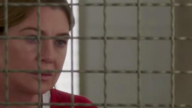 Spoiler Grey's Anatomy 16x06: Meredith Grey in prigione