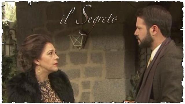 Il Segreto, trame 26-27 ottobre: Severo e Donna Francisca litigano