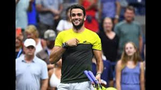 ATP Vienne : Matteo Berrettini en demi-finale