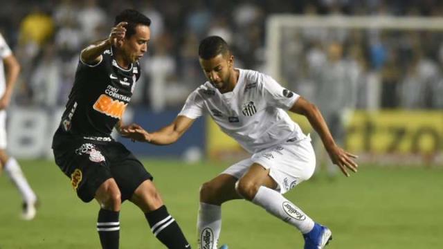 Corinthians x Santos: onde ver ao vivo, escalações e arbitragem