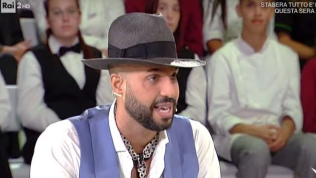 Detto Fatto, Jonathan Kashanian su Bianca Atzei: 'Non ne voglio parlare'