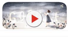 Sylvia Plath, Google dedica il doodle del 27 ottobre alla poetessa statunitense