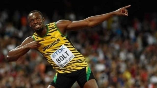 Usain Bolt says he's ready to play for New England Patriots