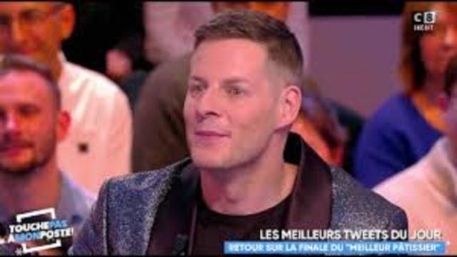 Matthieu Delormeau s'affiche avec son amoureux