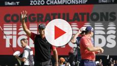 Tiger Woods wins Zozo Championship in Japan