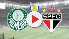 Palmeiras x São Paulo: transmissão ao vivo no pay-per-view, nessa quarta (30), às 19h30