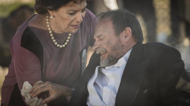 Il Segreto anticipazioni dal 4 al 10 novembre: nozze insanguinate, Maria paralizzata