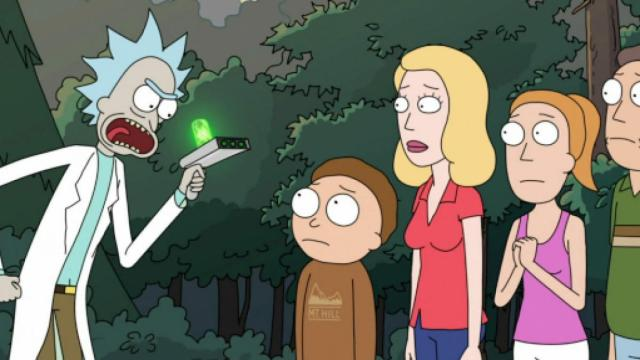 Adult Swim releases the titles of five episodes of 'Rick and Morty' season 4