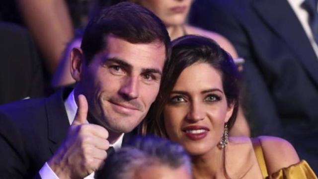 Tras sus problemas de salud parece que Iker Casillas y Sara comienzan a levantar cabeza