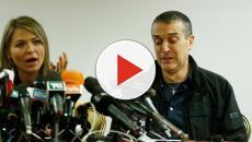 Il padre di Luca Sacchi ha parlato in conferenza stampa