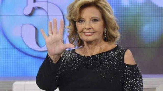 María Teresa Campos censura a Telecinco porque 'es alucinante las tonterías que dicen'