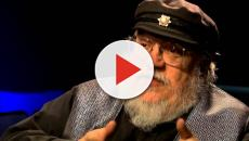 George RR martin talks about the upcoming prequel, hints at 'Winds of Winter' release