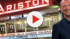 Amadeus esclude un possibile ritorno di Belen Rodriguez al Festival di Sanremo 2020