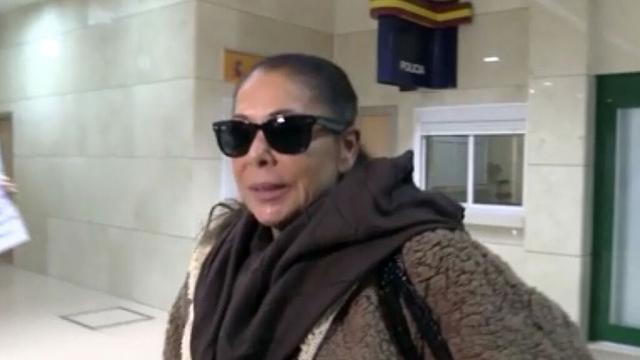 Isabel Pantoja no había afrontado su deuda con Hacienda pese a su contrato con Mediaset