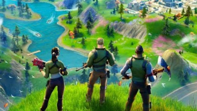 Epic Games to release Harpoon Gun to 'Fortnite Battle Royale'