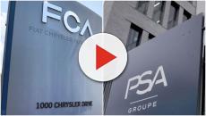 FCA-PSA: raggiunta l'intesa per la fusione