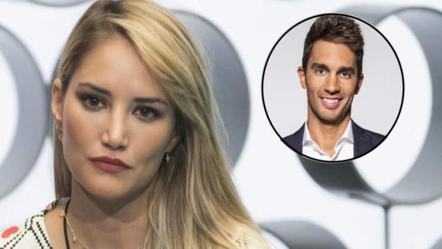 María Patiño afirma en 'Sálvame' que Santi Burgoa se habría olvidado de Alba Carrillo