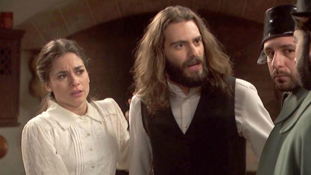 Anticipazioni, Il Segreto: Matias e Alicia verranno scoperti dalla Del Molino