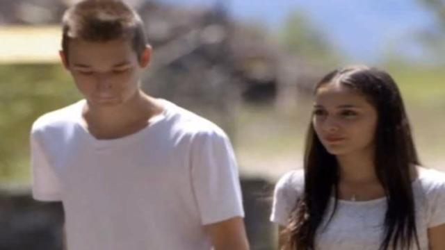 Spoiler Il Collegio terzo episodio: entrano Andrea e Chiara, due studenti fidanzati