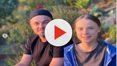 Leonardo Di Caprio: 'Greta Thunberg a leader of our time'