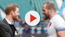 Prince Harry congratulates South Africa for World-Cup Rugby final victory against England
