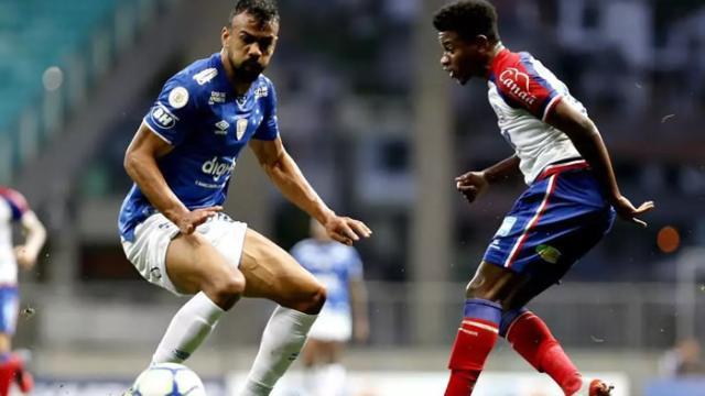 Cruzeiro x Bahia: onde acompanhar o jogo ao vivo, escalações e arbitragem