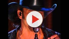 Tim McGraw talks about his new book 'Grit and Grace'