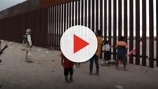 Smugglers cut through some portions of the US-Mexico border wall