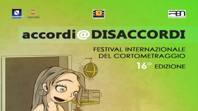 Festival Internazionale del Cortometraggio 'Accordi@Disaccordi', dal 5 novembre a Napoli