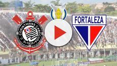 Corinthians x Fortaleza: transmissão ao vivo no PFC, nesta quarta (6), às 19h30