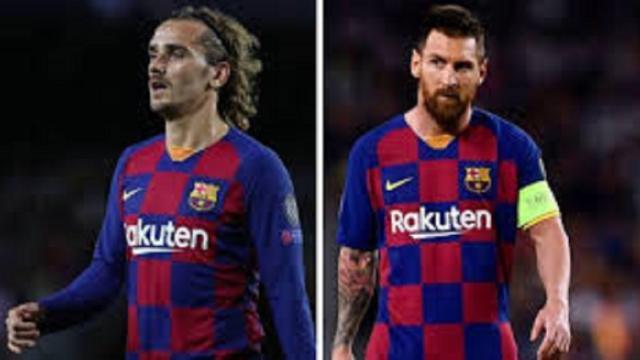 Messi et Griezmann ne font pas la paire