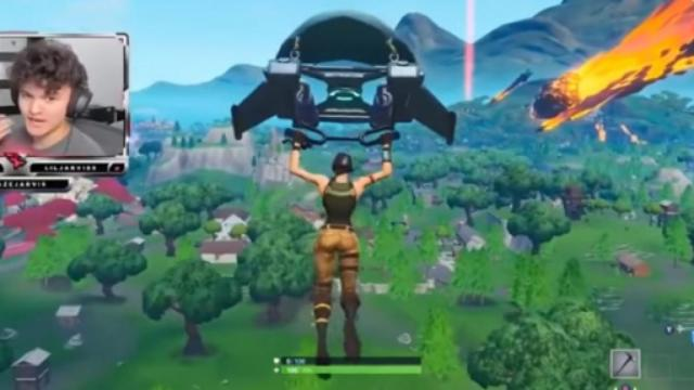 Epic Games on why FaZe Jarvis was banned from 'Fortnite'