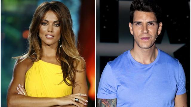 Lara Álvarez desdeña los rumores sobre una supuesta relación pasajera con Diego Matamoros