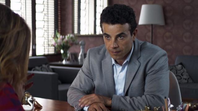 'A Dona Pedaço': Anderson Di Rizzi fala sobre o final de Márcio na novela